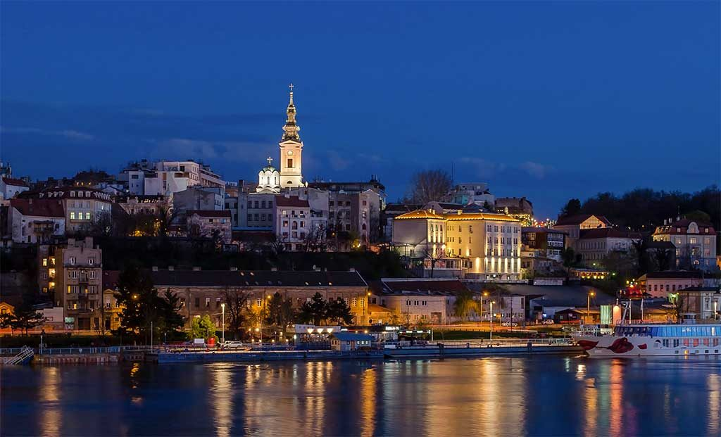 Disfruta Belgrado