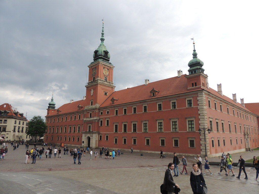 Castillo Real De Varsovia Disfruta Varsovia Viajo Hoy