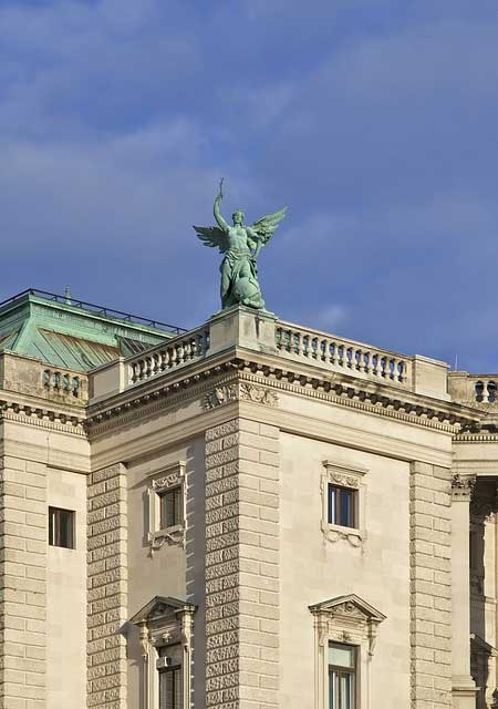 Neue Burg - Visita Viena